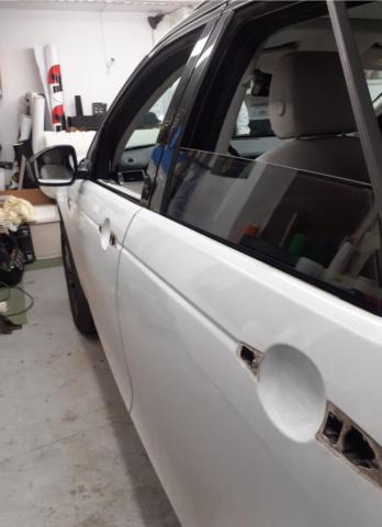 oklejenie samochodu folią